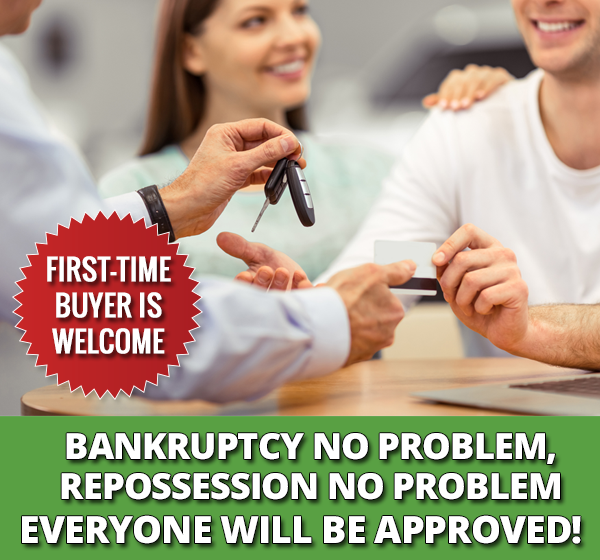 Bankruptcy no problem, Reposition no problem